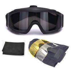 نظارات واقية من الرصاصة المضادة للرصاصة السلامة العسكرية التكتيكية أساليب التصوير