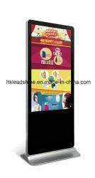 43дюймовые напольные Digital Signage ЖК-дисплей