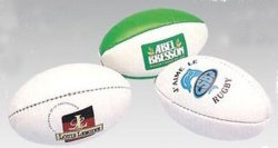 Pelota de Rugby de cuero (Xfm-07)