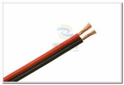 Fio de cobre de vermelho e preto CCA paralelo flexível de cobre estanhado Cabo Elétrico