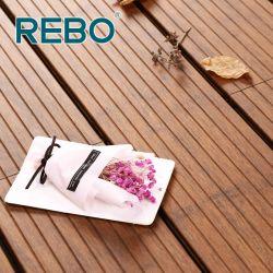 Materiale di bambù esterno popolare di Decking della piscina di resistenza all'acqua