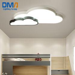 مصباح سقف LED وإضاءة دافئة فنية فى غرفة الأطفال