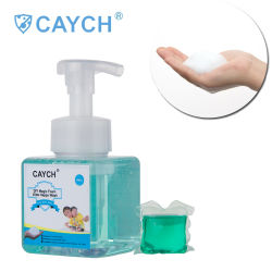 Летнее время дети DIY Sanitizer жидкого мыла ручная стирка