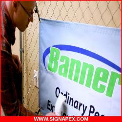 Banner Flex Laminado Premium 200*300d, 18*12 bloqueie os 380gsm