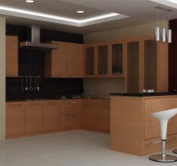Papier peint des armoires de cuisine les armoires de cuisine porte en verre profilé en aluminium pour armoire de cuisine