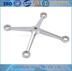 스테인리스 유리제 이음쇠 또는 거미 이음쇠 또는 유리 거미 또는 유리 기계설비 (304, 316)
