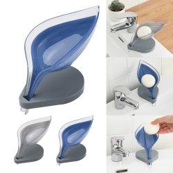 Eigenmarken-passen Plastikseifen-Kasten Seifen-Teller-Seifen-Kasten-Badezimmer-Waren an