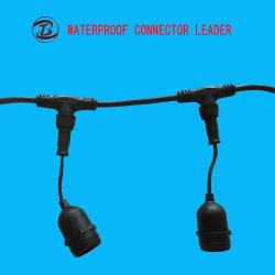 De lichte Elektro Coaxiale Mannelijke Vrouwelijke Stop van de Schakelaar