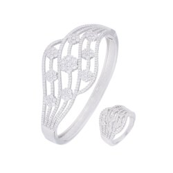 Form-Schmucksache-Silber-Goldsilikon-Armband-Armband-Schmucksachen