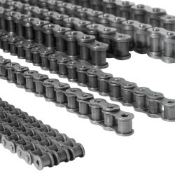 ISO16949: 2009 Goedgekeurde Professionele fabriek gemaakt tot industriële transportband standaardketting
