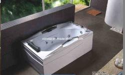 베개가 있는 마사지 욕조 (C001)