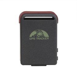Weltkleinster GPS-Verfolger GPS102 mit PAS-Panik-Taste