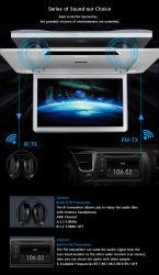 13.3polegadas de montagem no teto do carro Monitor LCD com TV para a Toyota Alphard