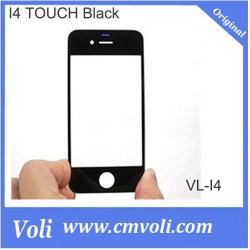 Glass fronte Touch Screen Digitizer per il iPhone 4