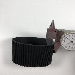 Tapas de taza de café de silicona de color reutilizable personalizadas al por mayor