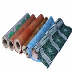 Moquette di plastica impermeabile multicolore di legno della pavimentazione del rivestimento per pavimenti del PVC di disegno