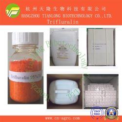 Preferências de preços herbicidas trifluralin (95%TC, 48%CE)