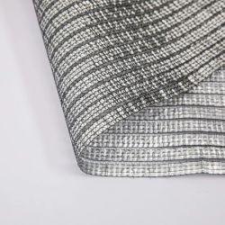 Panno dello schermo dell'argento del tessuto tessuto rete di alluminio riflettente dello schermo di Sun