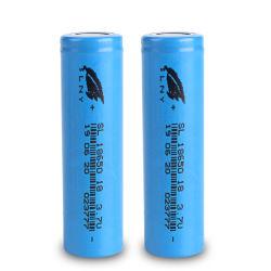 충전식 3.7V 1800mAh 리튬이온 18650 원통형 대용량 배터리 셀