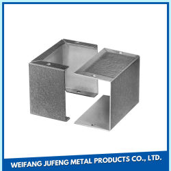 OEM индивидуальные Precision сталь/металл/сплава/Лист штамповкой изготовление кожух