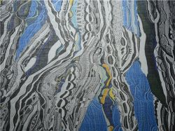 Top Quality Custom Design Ramie Cotton Fabric (Dsc-4128)