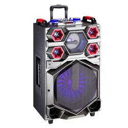 """15"""" профессиональный звук звукового сигнала системы PA беспроводной динамик для установки вне помещений"""