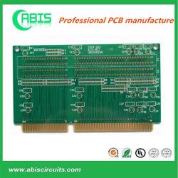 لوحة PCB مزدوجة الجهة مع مضخم صوت صوت للسيارة بحجم 3 أونصات بإصبع ذهبي مورد لوحة الدوائر الكهربائية في الصين