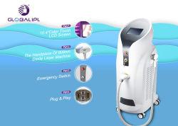 Rechte Apparatuur 810nm van de Schoonheid van de Laser thuis de Permanente Verwijdering van het Haar