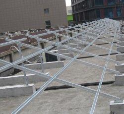 지상 태양 설치 시스템, C 강철 태양 전지판 부류 PV 설치 구조