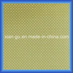 Paño de la fibra del llano 1/1 K49 Kevlar
