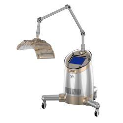 A luz de LED Máquina de terapia de rejuvenescimento da pele