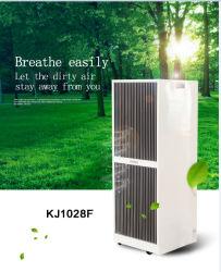 Home Use o purificador de ar com filtro HEPA gerador de ozono