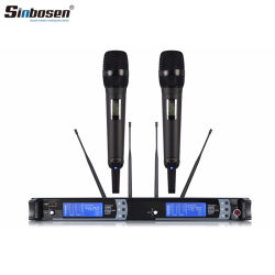 Профессиональный беспроводной микрофон Skm9000 студийное оборудование записи микрофона