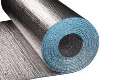 La Chine prix d'usine Aluminium Aluminium d'isolation thermique en mousse d'isolement de la bulle