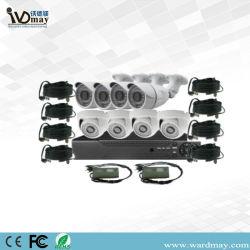 Wdm 8CH 2.0MP de sécurité du système de vidéosurveillance CCTV H. 264 /Kits DVR