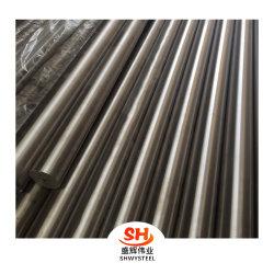 Matériel spécial haute température en alliage de nickel 825/800/718/600 Incoloy Inc Round Bar avec /surface noire brillante