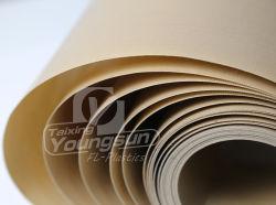 Verre en Téflon PTFE Fsbrie matériau résistant à la chaleur