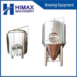 2000L Tanque de Aço Inoxidável Equipamento Cervejaria Cervejeira