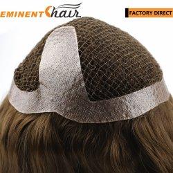 かつらの製造業者の統合の女性の自然でまっすぐなバージンの人間の毛髪