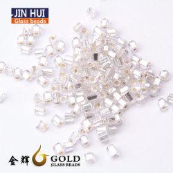 Triángulo de la semilla de cristal tipo Cordones para el bricolaje y la fabricación de joyas