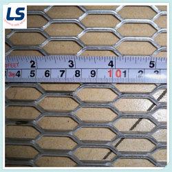 アルミニウム / ダイヤモンド穿孔ワイヤ、拡張金属製