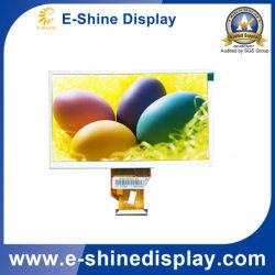 """5""""pulgadas pantalla LCD TFT/pantalla monitor VGA con pantalla táctil"""