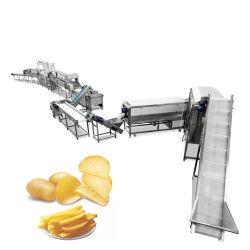 ポテトチップの機械を作るフリーズされたフライドポテトの食糧