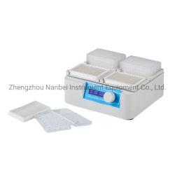 Agitador de microplacas de laboratorio con CE