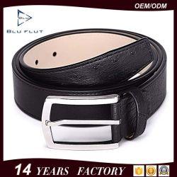 Alta Qualidade Novo Design verdadeira Cowhide Leather Fashion homens cintos de segurança de cintura