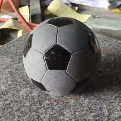 Pedra Natural chinesa de futebol de granito para entalhar