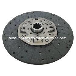 Disco di frizione automatico del camion 380mm della fabbrica, disco guidato per il camion di Isuzu