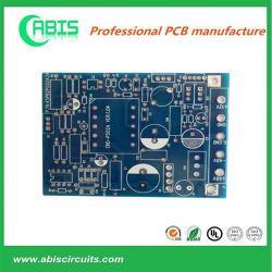 Carte de circuit imprimé double face bleue avec 24-72 Service Quick Turn