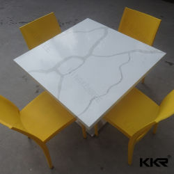 Petite table de la mode Surface solide Cafe