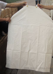 Goma Anti-Acid /PVC delantal de carnicero para Casa de la matanza (HBAP-2)